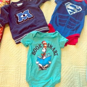 3-6 m. boy bundle !